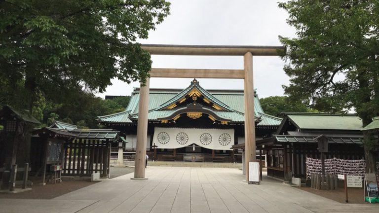 東京出張特別編(ぼくの皇居ランのコースです)