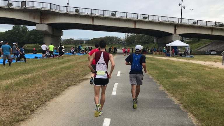 朝練20キロペース走、やはりマラソンは95%練習でしょ?