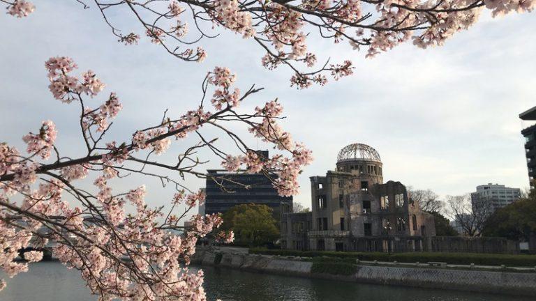 広島市内朝ランでサラッと観光、出張ランのススメ