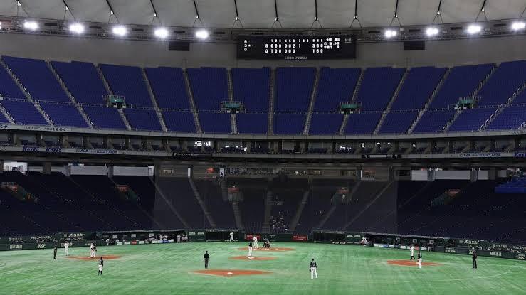 いよいよプロ野球が開幕、やっとスポーツイベントが動き出します!