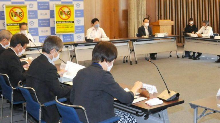岡山県は緊急事態宣言解除間近??まだ宿題終わってません!