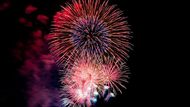 青年会議所がサプライズ花火を打ち上げ!新しい日本を始める合図