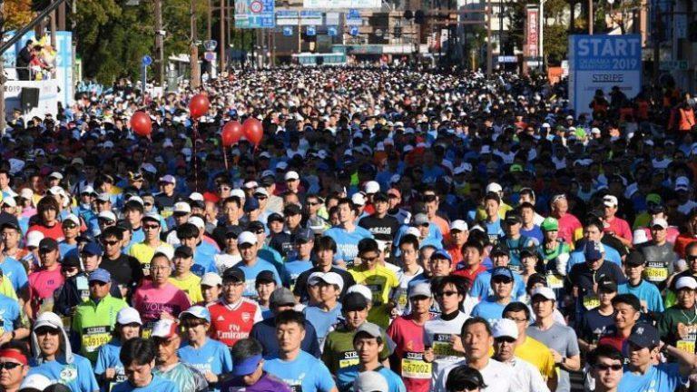 おかやまマラソン抽選結果発表!生活が変わる人変わらない人