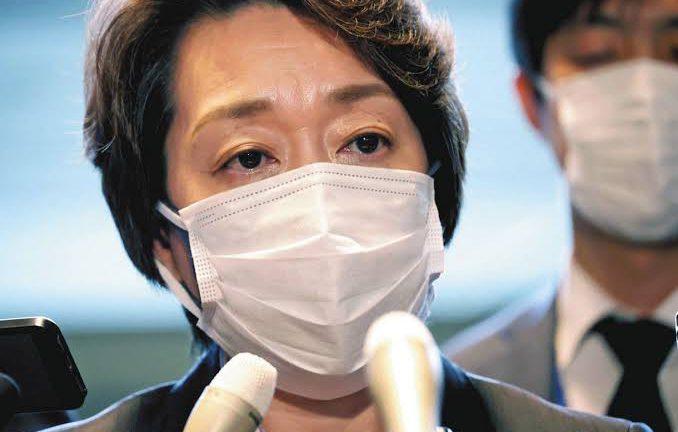 橋本聖子が五輪会長に!ということは、オリンピックやる体制ということですね!