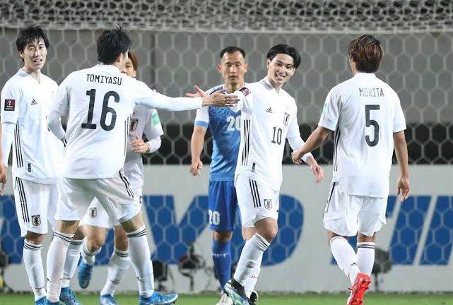 サッカー日本代表、モンゴルに14発大勝!目標があるから強くなれる