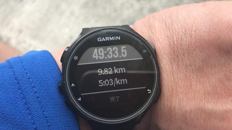 朝ラン10キロコース計測ランが、結果質の高い練習になった理由