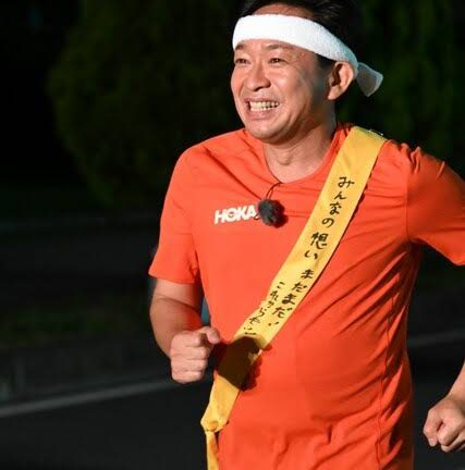 24時間テレビのマラソンで城島くんが格好良く走るにはどうすれば良い?