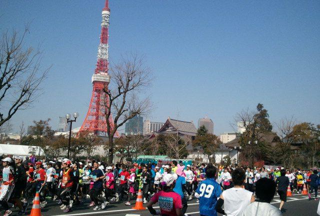 東京マラソンの神対応で、今シーズンの予定が決まる!