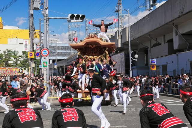 祭りとイベントをどう区別する?岸和田だんじり祭り