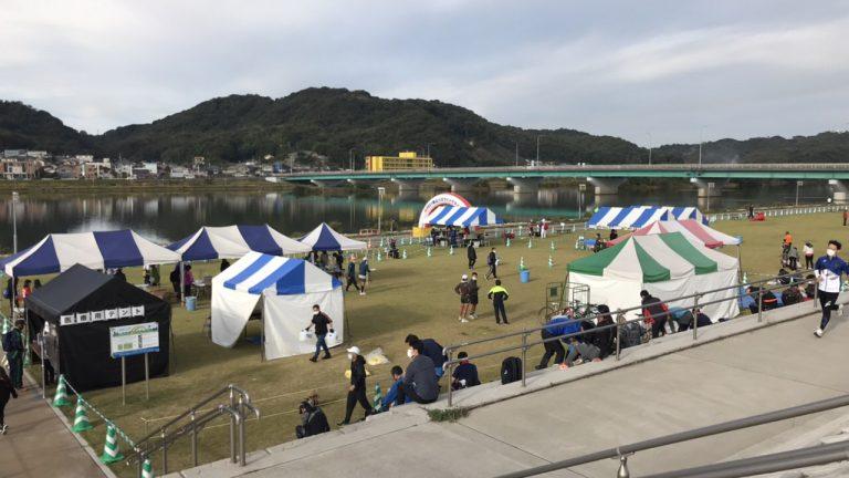 福山ハローウィンマラソン走って来ました!